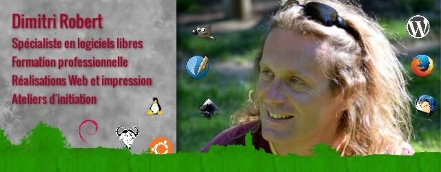 Dimitri Robert utilise des logiciels libres depuis le début du siècle. Soucieux de partager son savoir il anime depuis plusieurs années des formations professionnelles pour favoriser l'usage des logiciels libres. […]