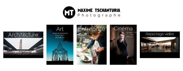 Photographe professionnel à Tours, Maxime Tschanturia intervient auprès d'entreprises et indépendants pour des photographies (portraits, packshots de produits, reportages, architecture, etc.) ainsi que des vidéos (événements, présentations, etc.). Il travaille […]